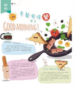 早餐食得營JAN 2020-Recurit P.1